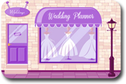 Wedding Planner Shop